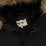 Женская куртка парка Carhartt WIP W' Anchorage 4.7 Oz Black/Black фото- 1