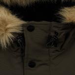 Женская куртка парка Carhartt WIP W' Anchorage 4.7 Oz Cypress/Black фото- 2