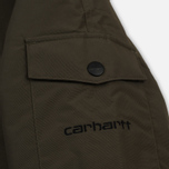 Женская куртка парка Carhartt WIP W' Anchorage 4.7 Oz Cypress/Black фото- 6