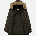 Женская куртка парка Carhartt WIP W' Anchorage 4.7 Oz Cypress/Black фото- 1