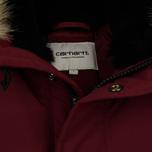 Женская куртка парка Carhartt WIP W' Anchorage 4.7 Oz Mulkberry/Black фото- 2