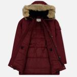 Женская куртка парка Carhartt WIP W' Anchorage 4.7 Oz Mulkberry/Black фото- 1