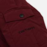 Женская куртка парка Carhartt WIP W' Anchorage 4.7 Oz Mulkberry/Black фото- 6