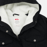 Женская куртка парка Fjallraven Greenland Winter Parka Long Black фото- 2