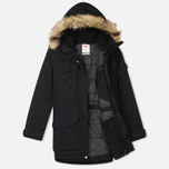 Женская куртка парка Fjallraven Nuuk Black фото- 1