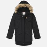 Женская куртка парка Fjallraven Nuuk Black фото- 0