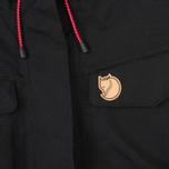 Женская куртка парка Fjallraven Nuuk Black фото- 3