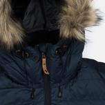 Женская куртка парка Fjallraven Ovik Down Parka Dark Navy фото- 3