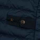 Женская куртка парка Fjallraven Ovik Down Parka Dark Navy фото- 8