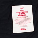 Женская куртка парка Fjallraven Singi Down Dark Garnet фото- 6