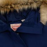 Женская куртка парка Levi's Edith Medieval Blue фото- 2
