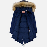 Женская куртка парка Levi's Edith Medieval Blue фото- 1