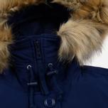 Женская куртка парка Levi's Edith Medieval Blue фото- 3