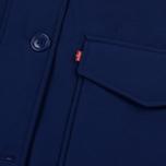 Женская куртка парка Levi's Edith Medieval Blue фото- 4
