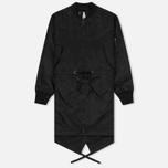 Женская куртка парка maharishi MA Fishtail Black фото- 0