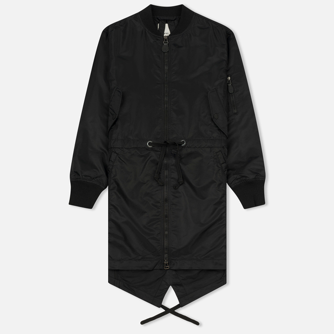 Женская куртка парка maharishi MA Fishtail Black