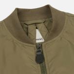 Женская куртка парка maharishi MA Fishtail Maha Olive фото- 2