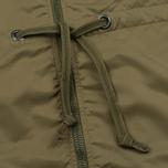 Женская куртка парка maharishi MA Fishtail Maha Olive фото- 3
