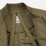 Женская куртка парка maharishi MA Fishtail Maha Olive фото- 4