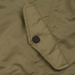 Женская куртка парка maharishi MA Fishtail Maha Olive фото- 5