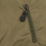 Женская куртка парка maharishi MA Fishtail Maha Olive фото- 6