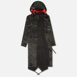 Женская куртка парка Maharishi MAH.SAT. Black фото- 1