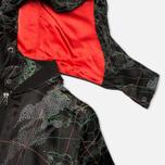 Женская куртка парка Maharishi MAH.SAT. Black фото- 3