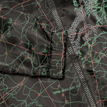 Женская куртка парка maharishi MAH.SAT. Black фото- 5