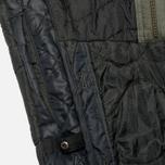 Женская куртка парка Maharishi Quilted Tri Border Black фото- 4