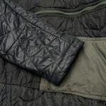 Женская куртка парка Maharishi Quilted Tri Border Black фото- 6