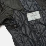 Женская куртка парка Maharishi Quilted Tri Border Black фото- 7