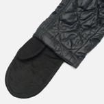 Женская куртка парка Maharishi Quilted Tri Border Black фото- 8