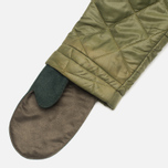 maharishi Quilted Tri Border Women's Parka Olive photo- 7