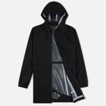 Женская куртка парка Maharishi Parka Slouch Mat Air Nylon Black фото- 1