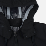 Женская куртка парка Maharishi Parka Slouch Mat Air Nylon Black фото- 2