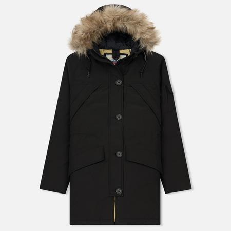 Женская куртка парка Penfield Hoosac FF Black