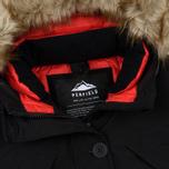 Женская куртка парка Penfield Hoosac FF Hoodie Parka Black фото- 2