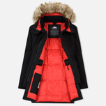 Женская куртка парка Penfield Hoosac FF Hoodie Parka Black фото- 1