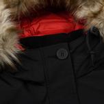 Женская куртка парка Penfield Hoosac FF Hoodie Parka Black фото- 3