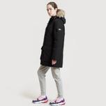 Женская куртка парка Penfield Hoosac FF Hoodie Parka Black фото- 8