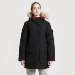 Женская куртка парка Penfield Hoosac FF Hoodie Parka Black фото- 7