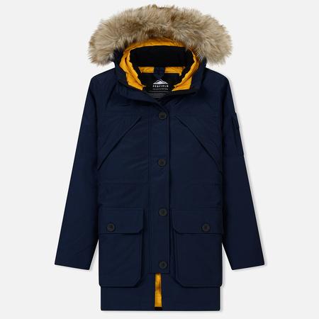 Женская куртка парка Penfield Hoosac FF Hoodie Parka Peacoat
