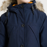 Женская куртка парка Penfield Hoosac FF Hoodie Parka Peacoat фото- 9