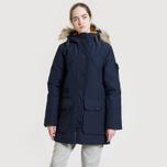 Женская куртка парка Penfield Hoosac FF Hoodie Parka Peacoat фото- 7
