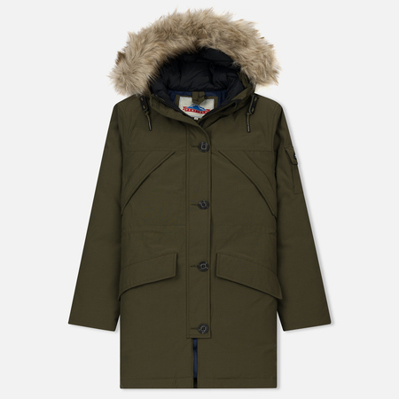 Женская куртка парка Penfield Hoosac FF Olive