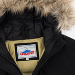 Женская куртка парка Penfield Hoosac Hooded Down Mountain Black фото- 1