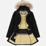 Женская куртка парка Penfield Hoosac Hooded Down Mountain Black фото- 2