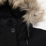 Женская куртка парка Penfield Hoosac Hooded Down Mountain Black фото- 5