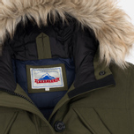 Женская куртка парка Penfield Hoosac Hooded Down Mountain Lichen фото- 1