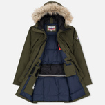 Женская куртка парка Penfield Hoosac Hooded Down Mountain Lichen фото- 2